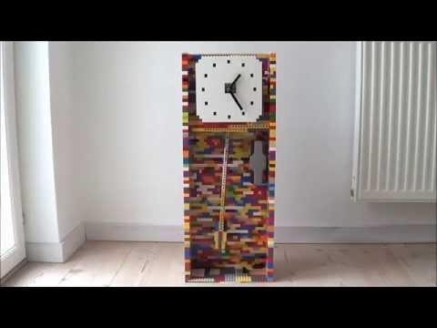 振り子式柱時計 【愛知時計】 Japanese Pendulum Clock Wall Clock Doovi