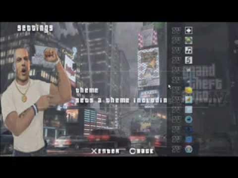X Blades CTF theme PSP cfw 6 20 test | FunnyDog TV