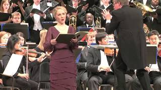 Heather Phillips, soprano - Poulenc Gloria Highlights