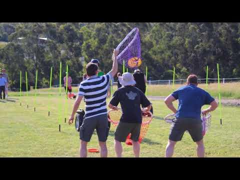 Team Building Event - Timeout Adventures - Melbourne Uni