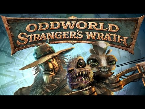 Critically acclaimed console game 'Oddworld Stranger's Wrath' arrives remastered for iOS devices