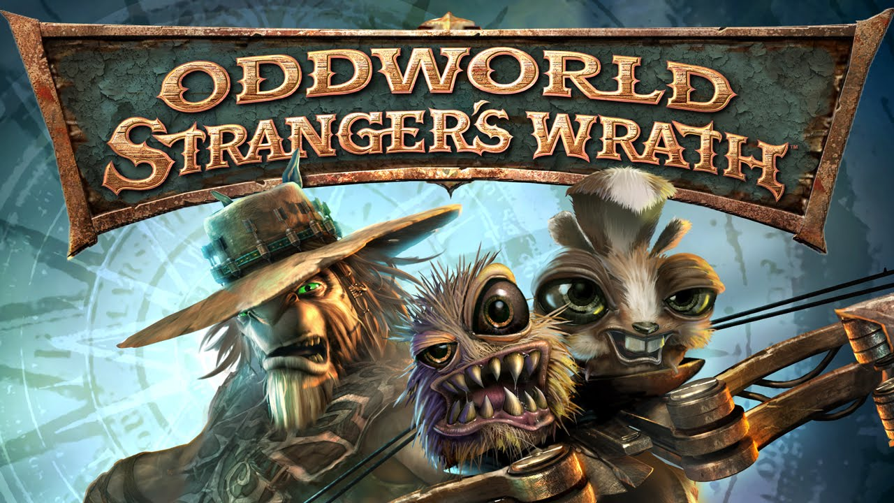 Image result for Oddworld: Stranger's Wrath Mobile