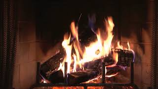 Fire With Classical Music Piano Relax With Crackling Sounds One Hour HD 1080P 2018