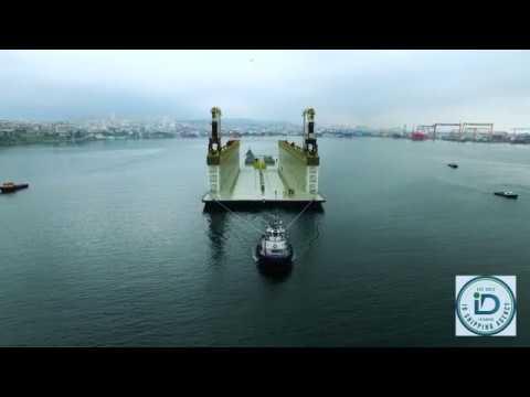 MV Xin Guang Hua loading @ Tuzla - ID Shipping Agency