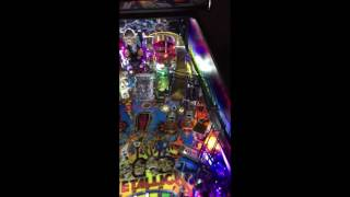 PinGraffix Metallica Pinball: PowerBlades Video #2
