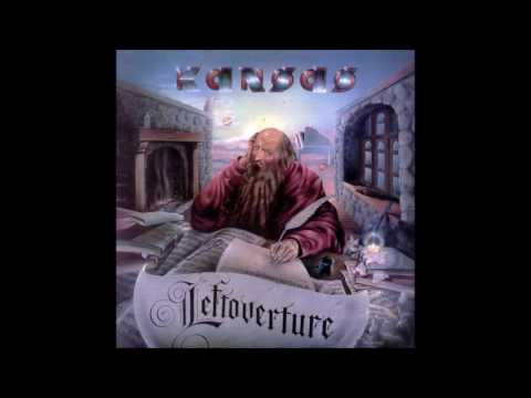 Kansas - Leftoverture (1976) [Full Album]