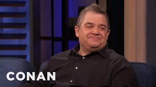 Patton Oswalt: I Would Be A Really Good Oscars Host - CONAN on TBS