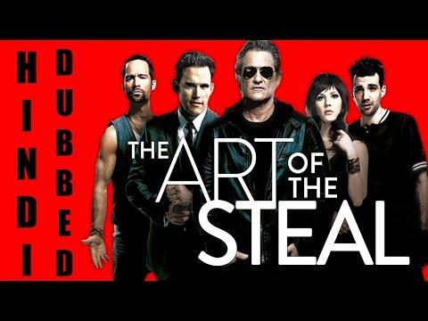 Latest Suspense Thriller Movie   The Art Of Steel Hindi Dubbed