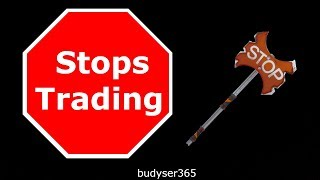 Stop Axe Review I Stops Trading and Scammers! Fortnite Save the World