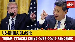 Blame Game: President Donald Trump Says China's 'Incompetence' On Coronavirus Led To Covid Pandemic