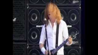 Megadeth - Symphony of Destruction - |DVD|Download Festival 2012||.