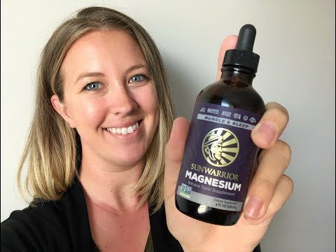 Sunwarrior Liquid Magnesium Review: Should You Use It?