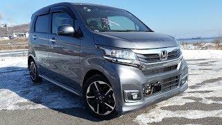 Всё про Honda N-WGN Custom G Turbo Package 2016 Оценка 5 B