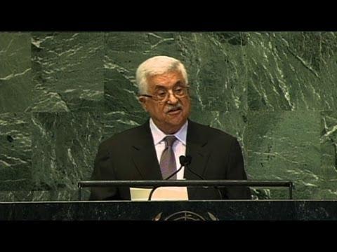 Abbas seeks super observer status for Palestinians