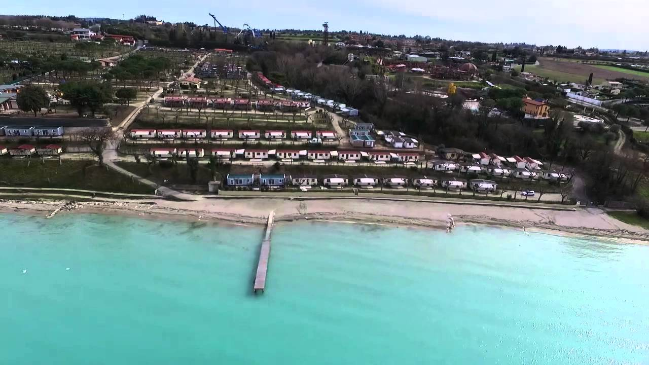 camping belvedere lazise youtube