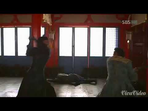 Download Last episode of faith korean drama in 5 minute with ost 9 - bad guy
