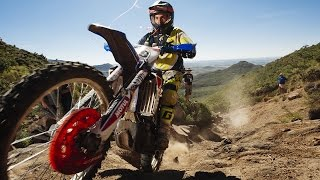 Hard Enduro Racing Highlights from Roof of Africa 2016