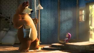 Маша и Медведь - Сладкая жизнь (Ура, на рыбалку!)