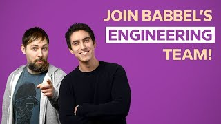 Baixar Join Babbel's Amazing Engineering Team!