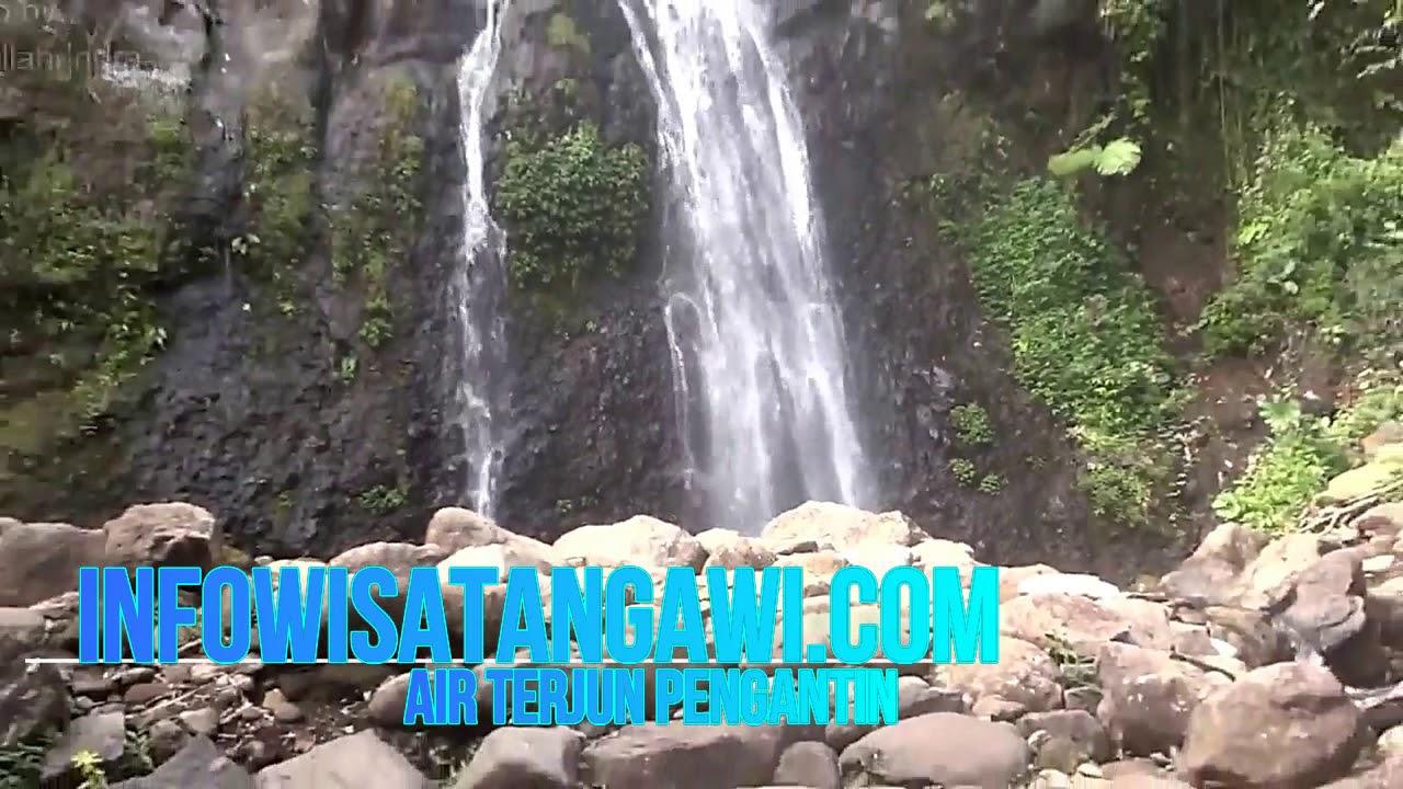 Info Wisata Ngawi Air Terjun Pengantin Youtube