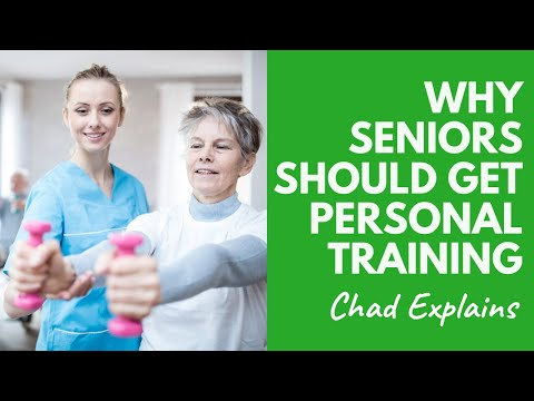 Why seniors should workout with Vancouver Personal Trainers at Rep1 Fitness Gym