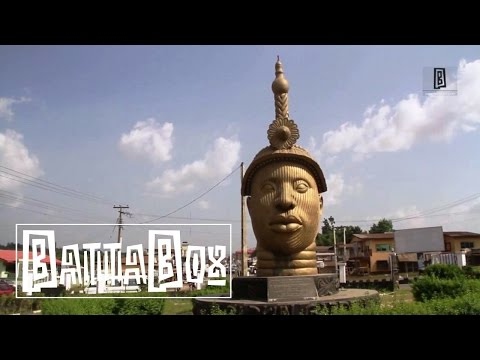 BattaBox Presenters Explore Important Places In Ile-Ife