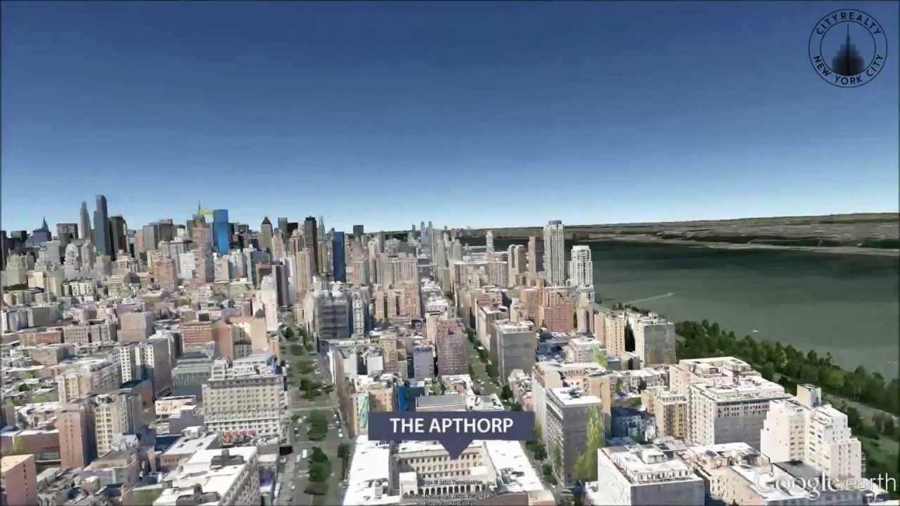The Apthorp, 2211 Broadway, New York, NY