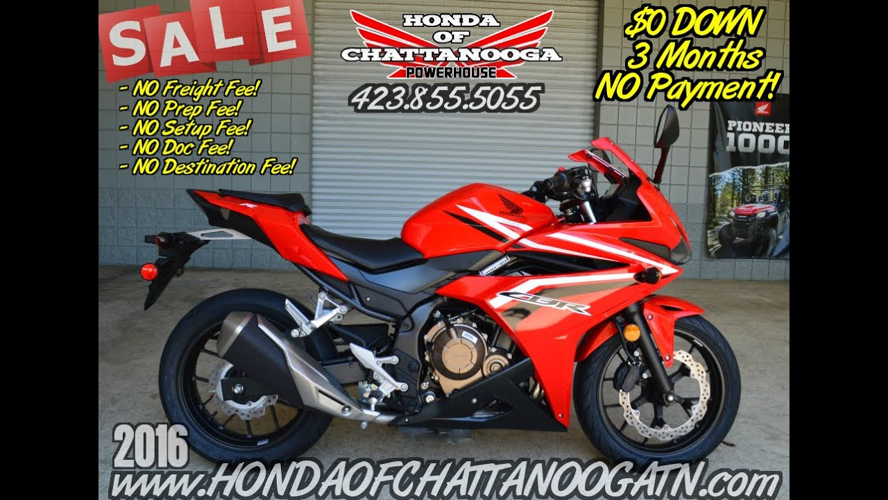 2016 cbr500r for sale discount cbr sport bike prices honda of chattanooga tn motorcycle. Black Bedroom Furniture Sets. Home Design Ideas