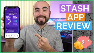 Stash App Review - How To Make Money On The Stash Invest App