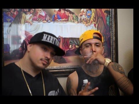 King Lil G, Ridah, & Chicano John  Live + Studio Session w/ King Lil G (iTunes)