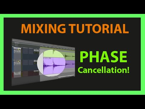 DRUM MIXING pt 1: Drum PHASE CANCELLATION Fix Tutorial