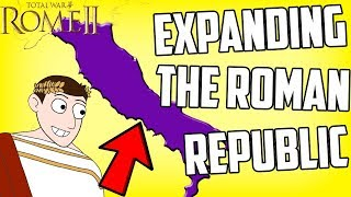 Total War Rome 2 Emperor Edition Trying To Defeat Carthage as Rome on Legendary Challenge