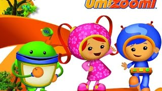 Team umizoomi wild west toy train show - Team umizoomi vs spongebob