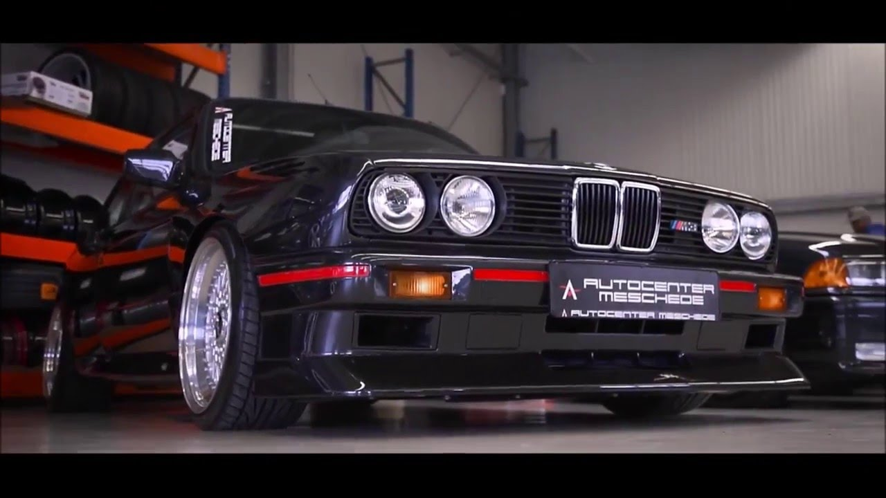 E30 E36 E40 M3 Jp Performance Youtube