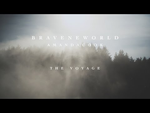 The Voyage (Official Lyric Video) // Brave New World // Amanda Cook