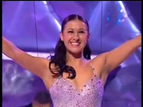 Hayley Tamaddon   Dancing on Ice 2010 The Final Part 1