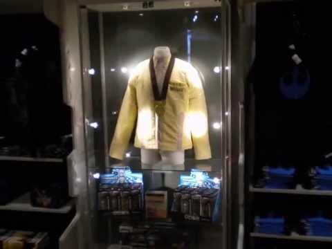 Star Wars Exhibit Indiana State Museum
