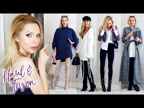 HAUL AND TRY ON   January 2018   Nastygal, affordable fashion!