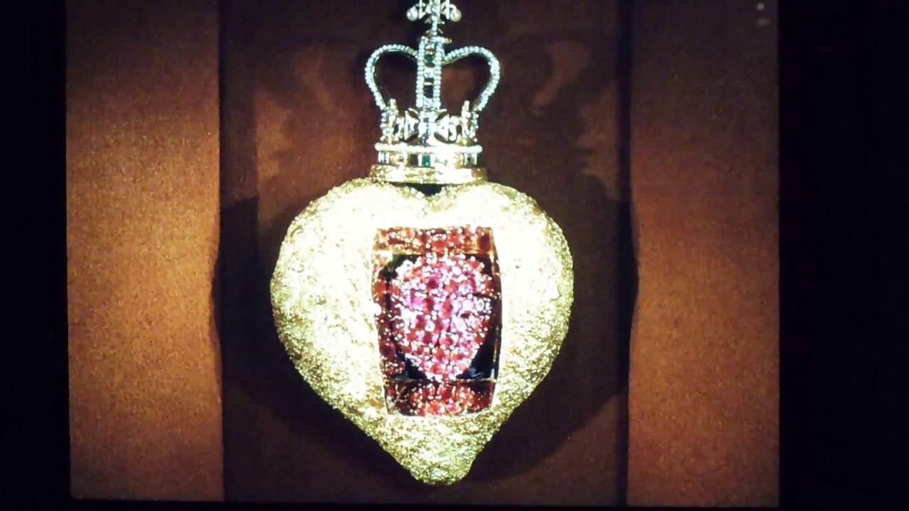 grand choix de fb770 683f3 Coeur qui bat, musée bijoux Dalì