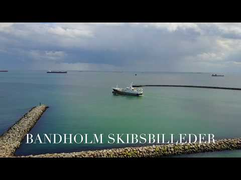 Skagen Harbour short Dji mavic pro