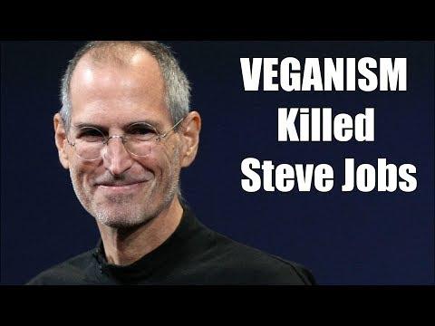 Did a Vegan Diet KILL Steve Jobs?
