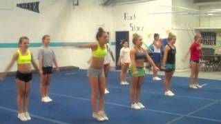 Cheerleading - Tumbling