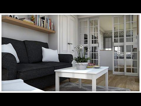 Dise o interior el encanto n rdico apartamento 58 m2 for Disenos de interiores para apartamentos