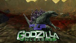 Godzilla 2000 Story Mode - Godzilla: Unleashed [PS2]