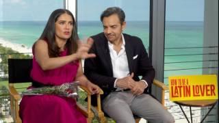 How To Be A Latin Lover (2017) Official Trailer - Salma Hayek, Eugenio Derbez