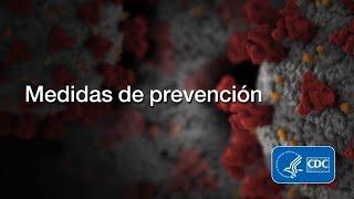Medidas para prevenir el COVID-19