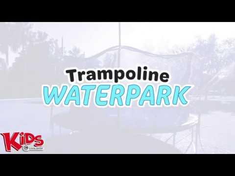 Trampoline Waterpark
