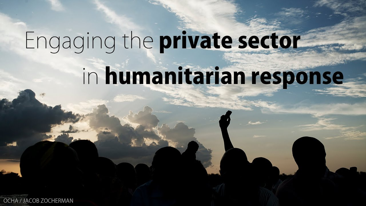 The secret to a robust partnership for better humanitarian response