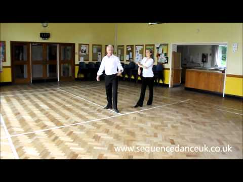 Queen of Hearts Rumba Sequence Dance to Music