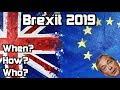 Brexit What Happens Next? - Interviews - Nigel Farage - Philip Hammond 2019